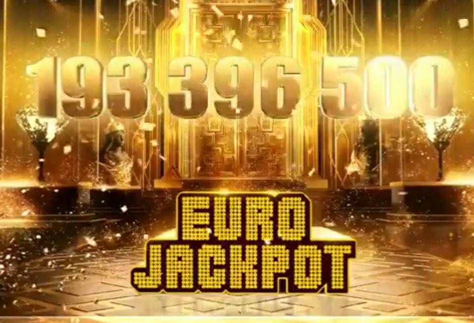 Głowna wygrana w Eurojackpot padła w Łódzkiem
