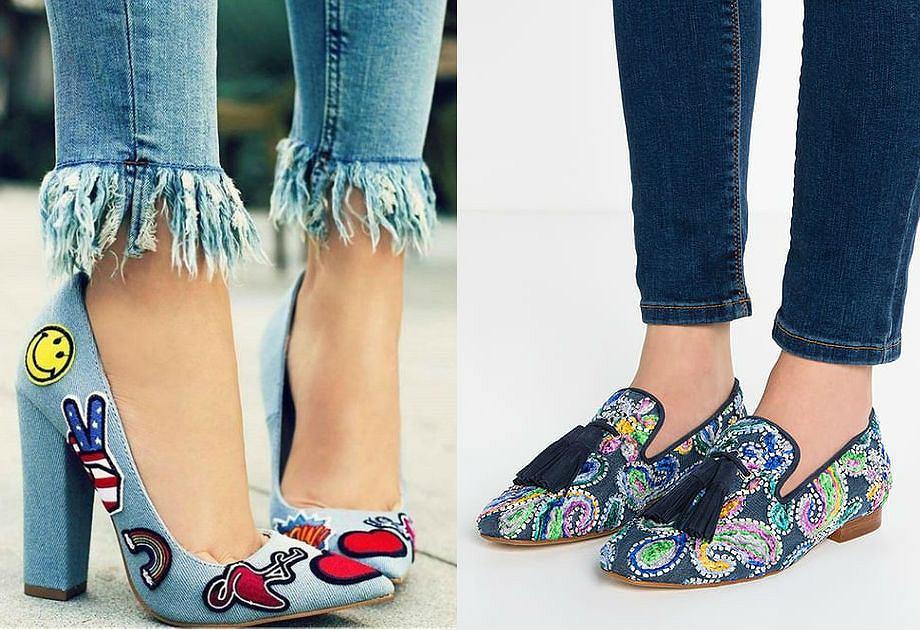 Jeansowe buty wracają! Jakie modele wybierać i do czego nosić?