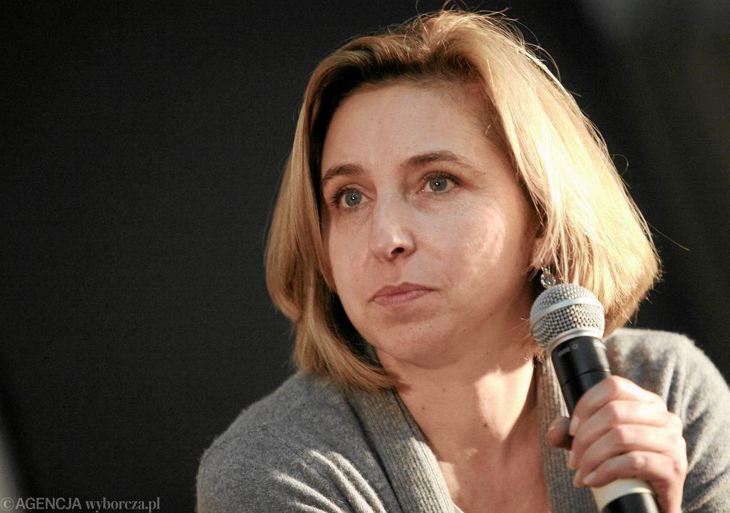Dominika Wielowieyska, dziennikarka