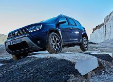 Dacia Duster doczeka się wersji pickup