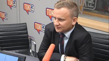 Bartosz Marczuk w Poranku Radia TOK FM