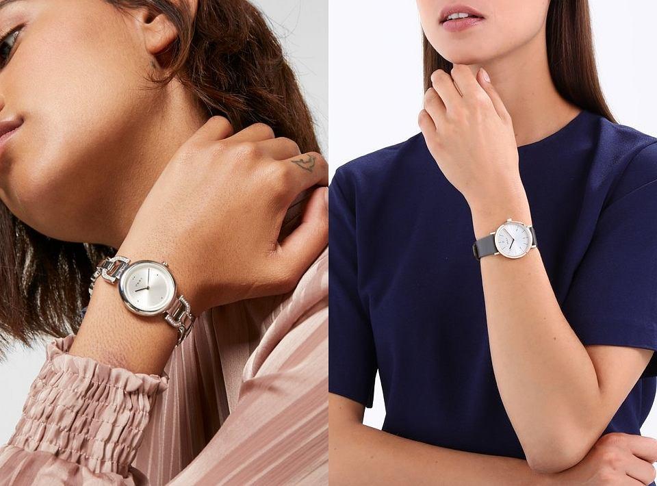 Zegarki DKNY wyprzedaż