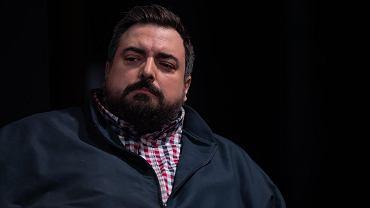 Tomasz Sekielski, autor filmu Tylko nie mów nikomu na temat pedofilii w Kościele