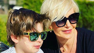 Joanna Racewicz świętuje urodziny syna / instagram @joannaracewicz