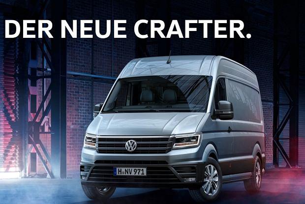 Nowa fabryka dostawczych VW w Polsce zaczęła produkcję