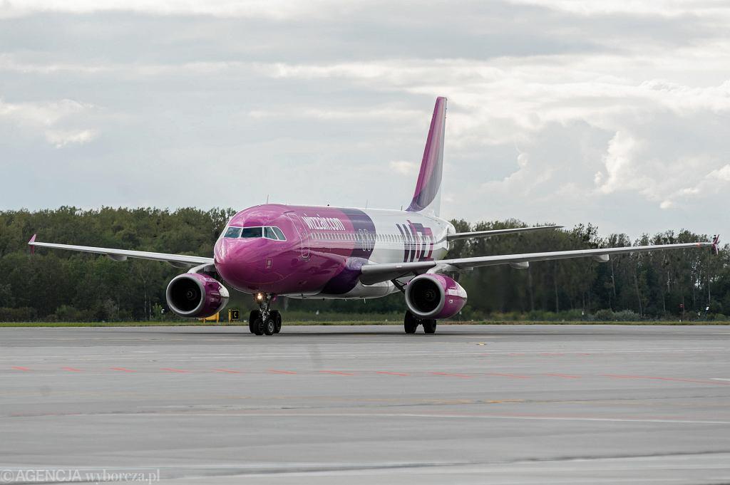Wizz Air wznawia loty