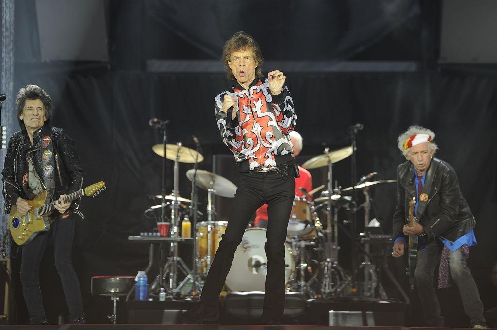 Koncert Rolling Stones w Londynie