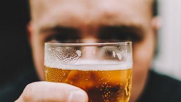 Piwo uśmierza ból głowy