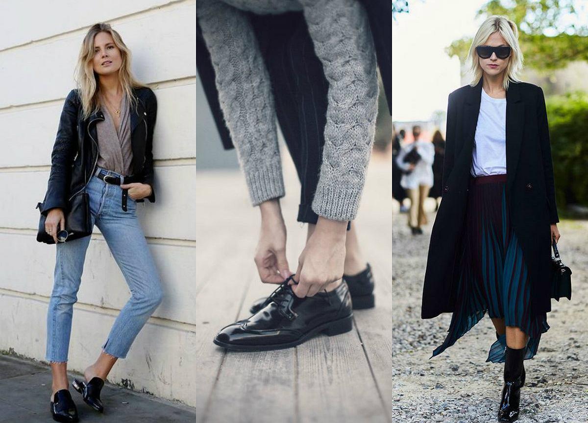 eleganckie buty damskie na jesień