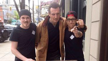 Liam Neeson zaskoczył pracowników pewnej kanadyjskiej restauracji