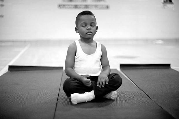 Medytacja zamiast szlabanu w szkole