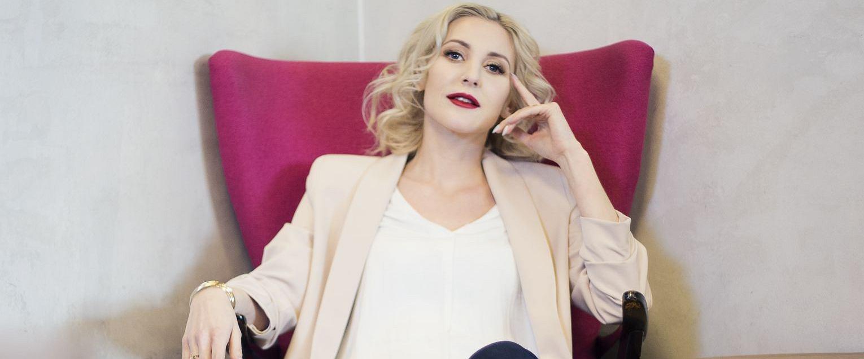 Aleksandra Dejewska (fot. Alicja Bodnar - Zaczarowana fotografia)