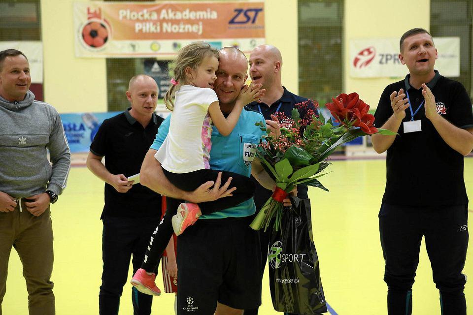 Wszystkie mecze na turnieju Płock Cup poprowadzi sędzia międzynarodowy Szymon Marciniak