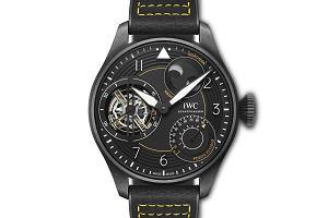 Zegarek IWC nie dla każdego fana wyścigów. Kosztuje prawie milion złotych