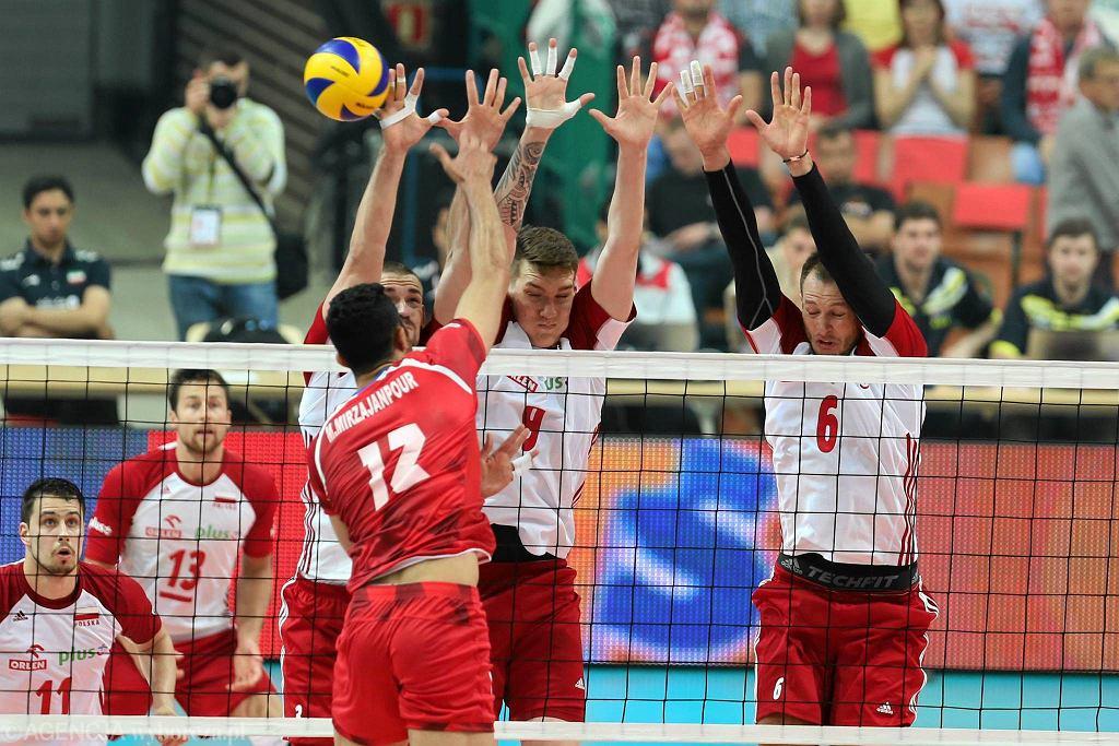 Polska - Iran 3:0