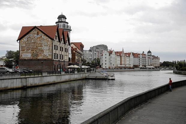 Ochroniarz Putina przestał rządzić Kaliningradem