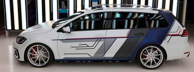 Volkswagen Golf GTE Estate Impulse