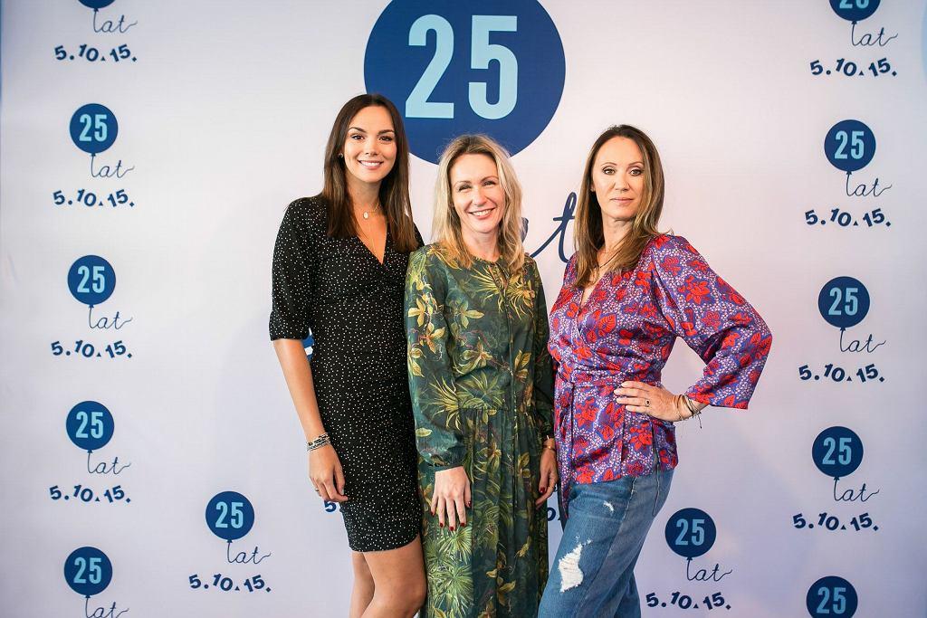 Paulina Karpiel-Bułecka, Małgorzata Ohme, Anna Nowak-Ibisz