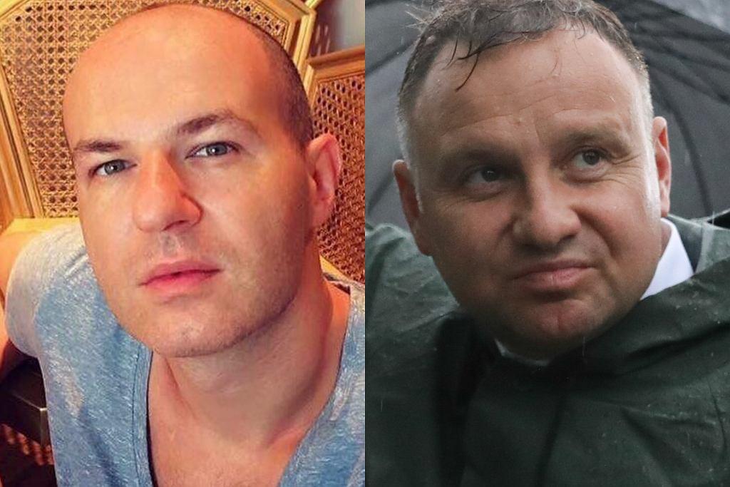Wróżbita Maciej, Andrzej Duda