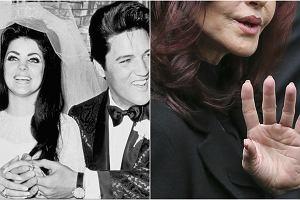 Priscilla Presley dała się poznać jako piękna żona Elvisa Presley'a i fanka chirurgii estetycznej. Dzięki tej drugiej w przeciągu kilkunastu lat aktorka Nagiej broni zmieniła w tak dużym stopniu, że ledwo przypomina siebie. Ostatnio Presley odwiedziła brytyjski program telewizyjny, aby promować wydanie płyty z największymi hitami Króla Rocka. Uwagę zwracał jej odmieniony wygląd, którego internauci nie wahali się komentować. Zobaczcie jak zmieniała się żona Presleya!