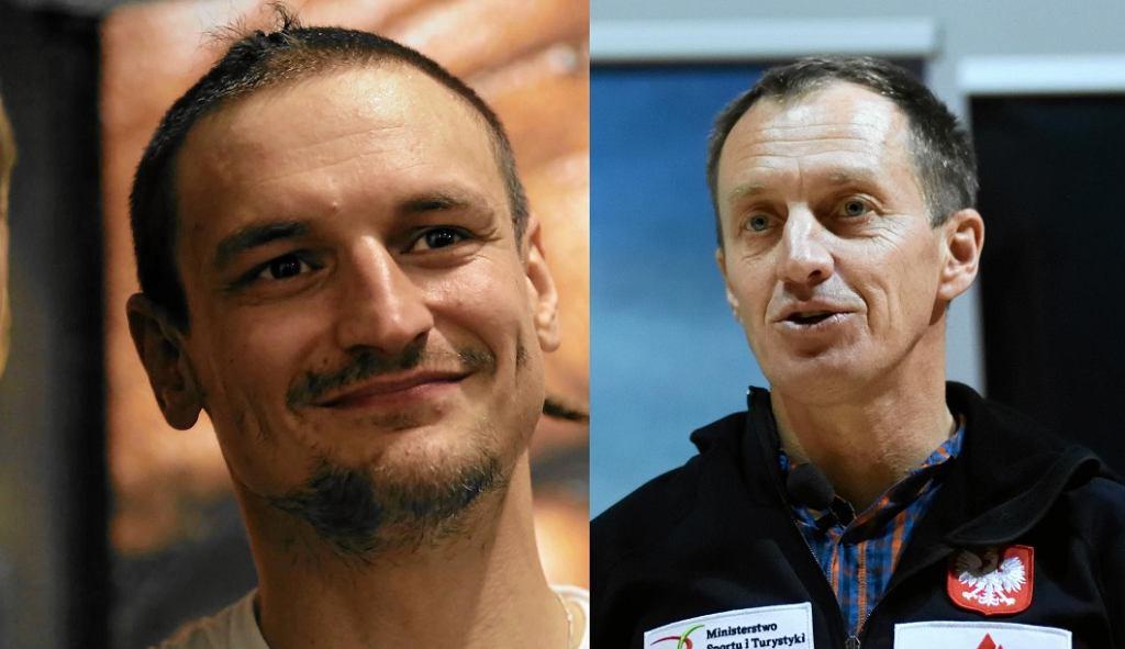 Adam Bielecki i Denis Urubko