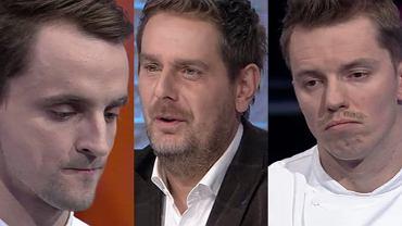 Daniel Bereziak, Wojciech Amaro, Michał Seferyński