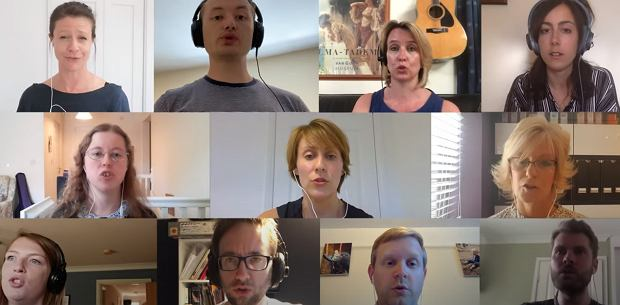 CMAT Lockdown 2020 Staff Choir - 'Africa' by Toto