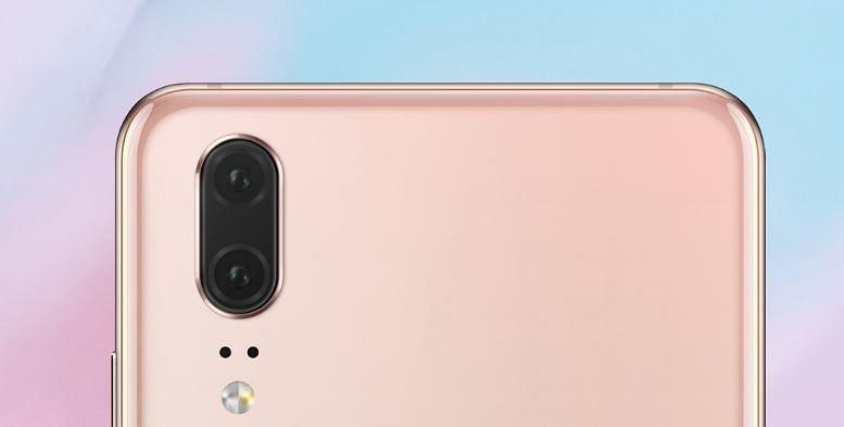 Przełomowy aparat Huawei P20