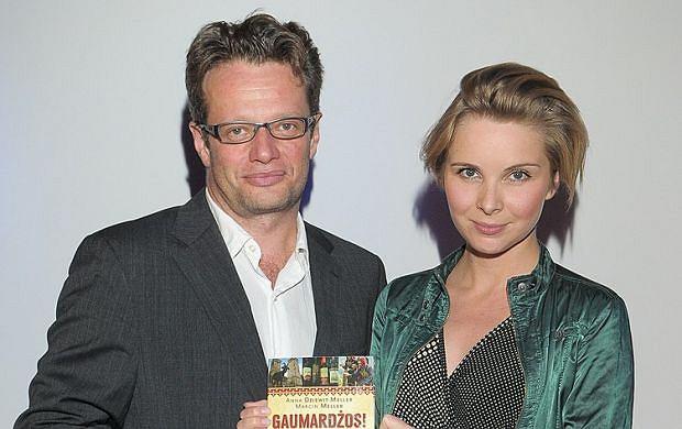 Marcin Meller i Anna Dziewit-Meller