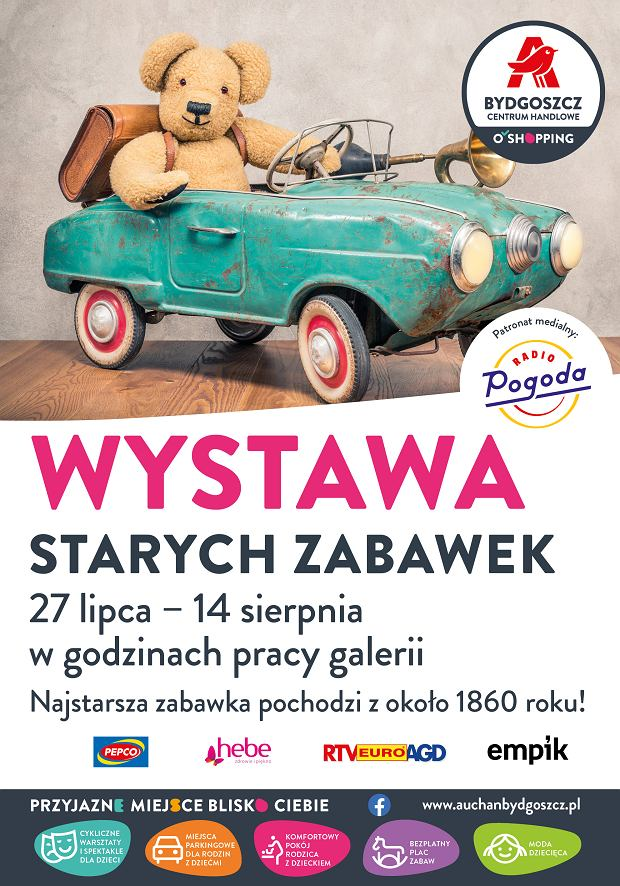 Wystawa Zabytkowych Zabawek