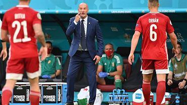 Selekcjoner Węgier nabija się z Ronaldo, Mbappe i Neuera.