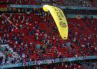Euro 2020. Paralotniarz z Greenpeace'u na meczu Francja - Niemcy. Kilka osób w szpitalu