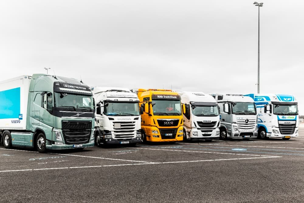 Europejscy producenci samochodów ciężarowych ukarani - aż 3 mld euro!