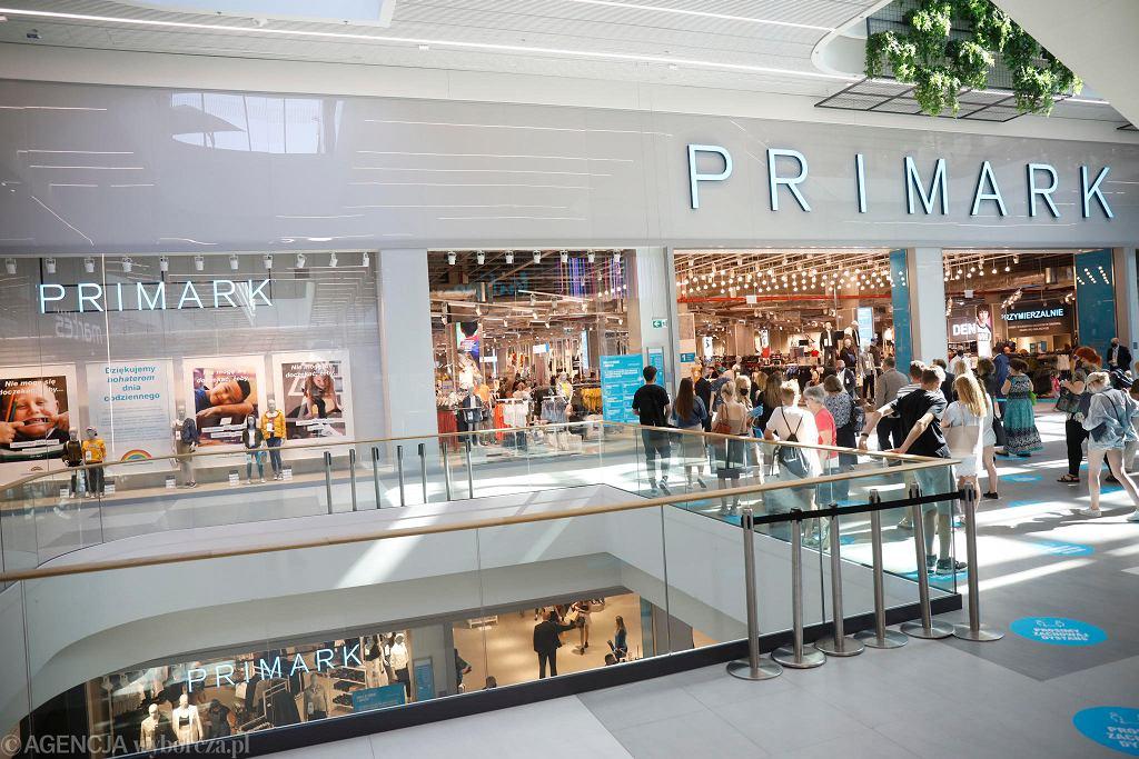 Otwarcie pierwszego w Polsce sklepu Primark