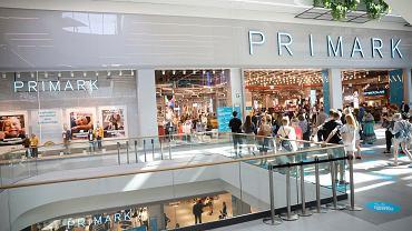 Sierpień 2020 r., otwarcie pierwszego w Polsce sklepu Primark w Galerii Młociny