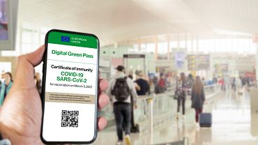 Od 1 lipca obowiązuje paszport covidowy