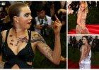 Met Gala 2015: 15 nieudanych stylizacji. Nudzą, śmieszą i straszą kiczem