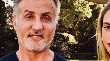 Sylvester Stallone, Sophia Stallone