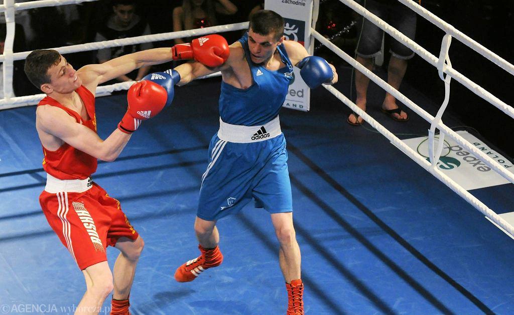 Szczeciński Dom Sportu znowu był areną bokserskich zmagań
