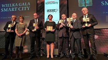 Wrocław z nagrodą na Smart City Forum