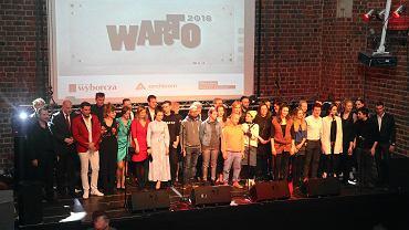 Nagrody WARTO w 2018 roku