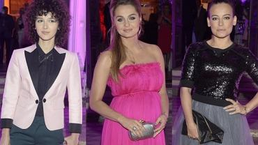 Anna Mucha, Małgorzata Kożuchowska, Monika Brodka.