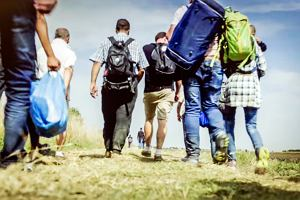 Cypr nowym kierunkiem dla uchodźców. Wielu przylatuje samolotami