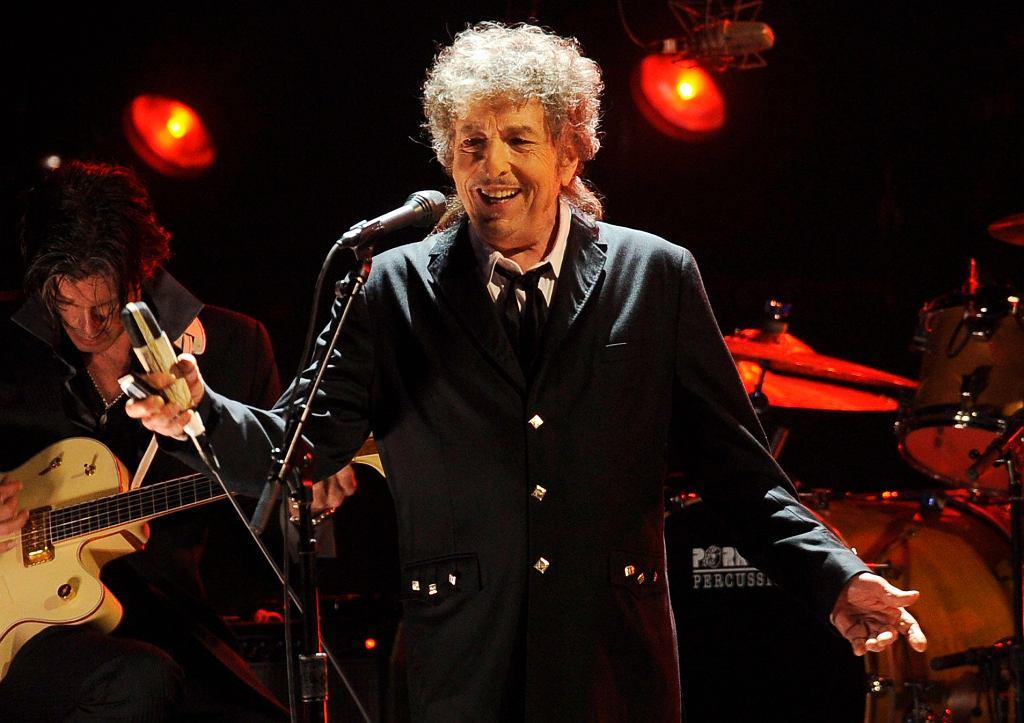 Bob Dylan na żywo w Los Angeles, 2012