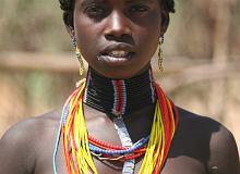 Owłosione afrykańskie panie