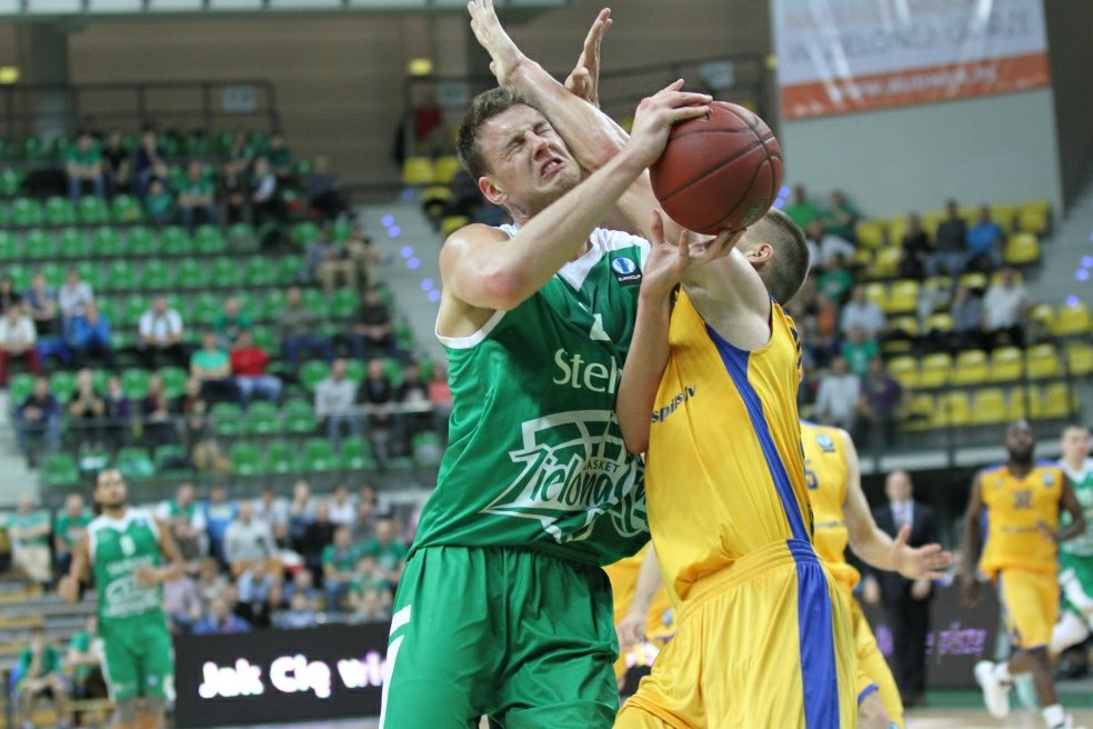 Stelmet Zielona Góra - BK Ventspils