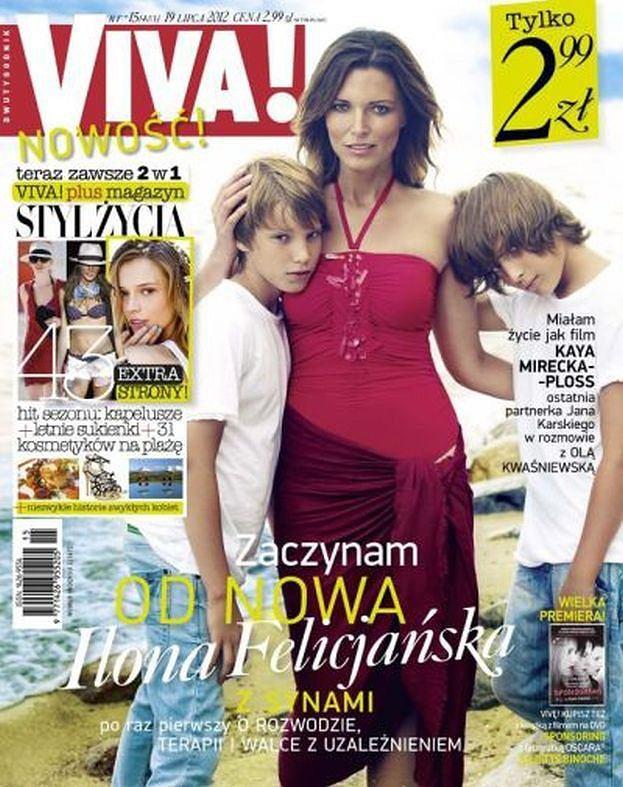 Felicjańska z synami