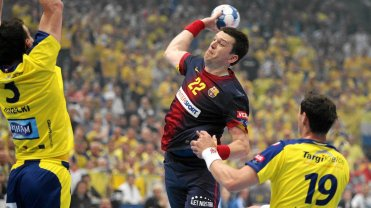 Mecz Vive Kielce - Barcelona