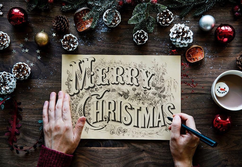 Życzenia świąteczne. Wierszyki, rymowanki i inne życzenia dla rodziny i przyjaciół