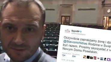 Sławomir Nitras w Sejmie